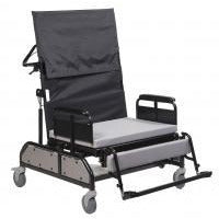 Convaquip: Tilt/Recline Bariatric Chair - 750-TRC