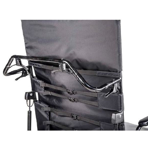 Convaquip: Tilt/Recline Bariatric Chair - 750-TRC - push handle and manual control levers