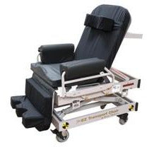 Convaquip: EZ Way Transport Chair - Close Out - EZ-RH500B