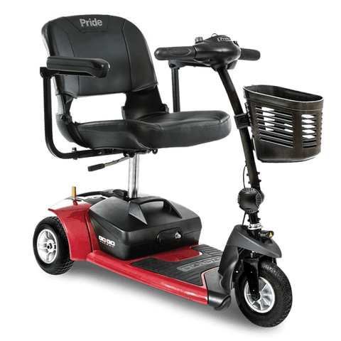 Pride Mobility: Go-Go Ultra X 3-Wheel-Pride Mobility-Scooters 'N Chairs