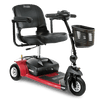 Image of Pride Mobility: Go-Go Ultra X 3-Wheel Pride Mobility scooter - Scooters 'N Chairs
