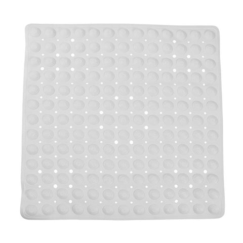 Healthsmart: DMI® Non-Slip Suction Cup Shower Mat With Drain Holes - 523-1742-1900 - Front View