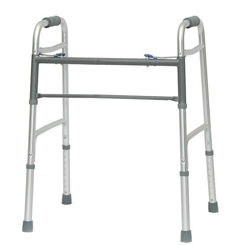 Convaquip: Bariatric Folding Walker (Twin Pack) - 830F-500