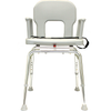 Image of Eagle Health: Bariatric Swivel Shower Chair a-55232