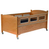 Sleep Safe Bed: SleepSafe Low Twin Bed