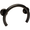 Image of Grabcessories: 2-in-1 Tub/Shower Grab Bar Ring w/ Grips & Hollow Wall Anchors - 61023 - Oil Rubbed Bronze