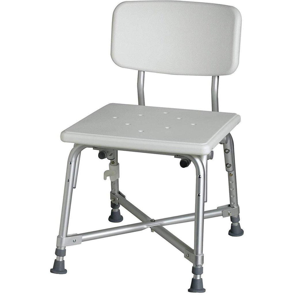 Medline: Bariatric Bath Bench with Back