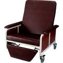 Convaquip: Recliner/Stretcher with Casters - 900S/900R