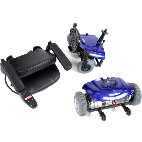 Drive Medical: Cobalt X23 Standard Power Wheelchair electric wheelchair - Mobility Scooters Store