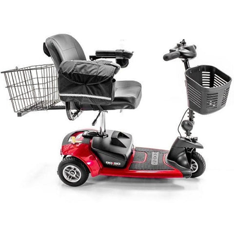 Pride Mobility: Go-Go Ultra X 3-Wheel mobility scooter - Mobility Scooters Store