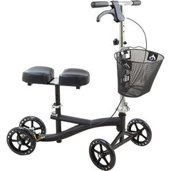 FEI: Knee Scooter -Black Color - 67-0027BLK - Actual Image