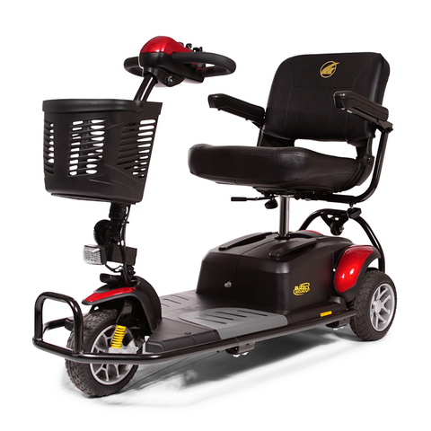 Golden Technologies: Buzzaround EX 3-Wheel Scooter - Mobility Scooters Store
