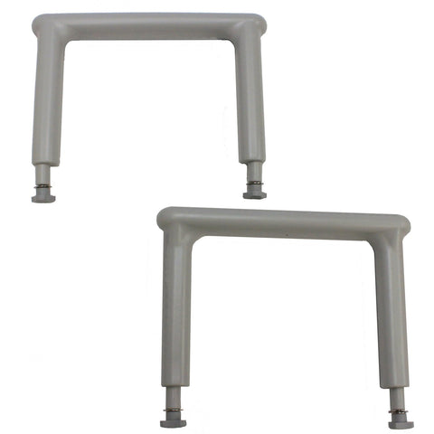 Eagle Health: Bariatric Swivel Sliding Transfer Bench a-55662 Arm Rest Accessories