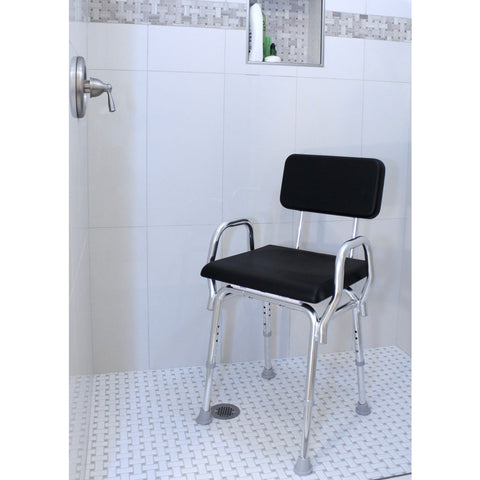 Eagle Health: Padded Shower Chair a-72131