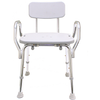 Image of Eagle Health: Shower Chair w/Back & Arms a-72231