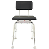 Image of Eagle Health: Padded Swivel Shower Chair a-75231