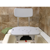 Image of Eagle Health: Swivel Shower Chair w/Cut-Out a-75233