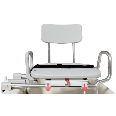 Eagle Health: Armrest (Single) for most 77-series benches and 75-series chairs - 75003 - Seat Accessory