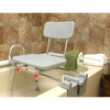 Eagle Health: Tub-Mount Swivel Sliding Transfer Bench - 77762