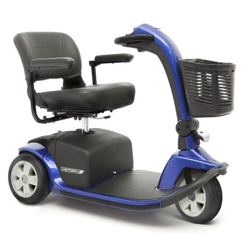 Pride Victory 10 3-Wheel Scooter-Pride Mobility-Scooters 'N Chairs