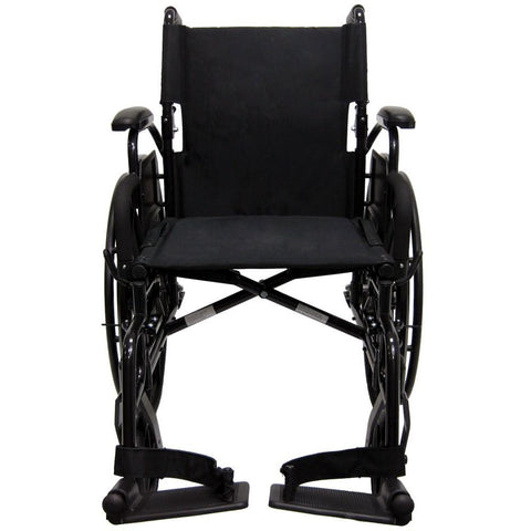 Karman Healthcare : 802-DY - Ultra Lightweight Wheelchair front view