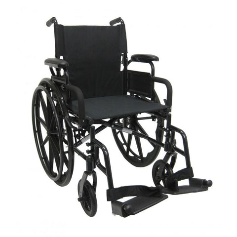 Karman Healthcare : 802-DY - Ultra Lightweight Wheelchair main image