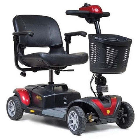 Golden Technologies: Buzz Around XLS HD 4-Wheel Scooter-Golden Technologies-Scooters 'N Chairs