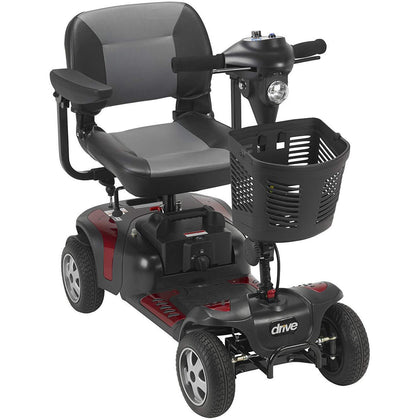 Drive Medical: Phoenix 4 Wheel Heavy Duty Scooter - Mobility Scooters Store