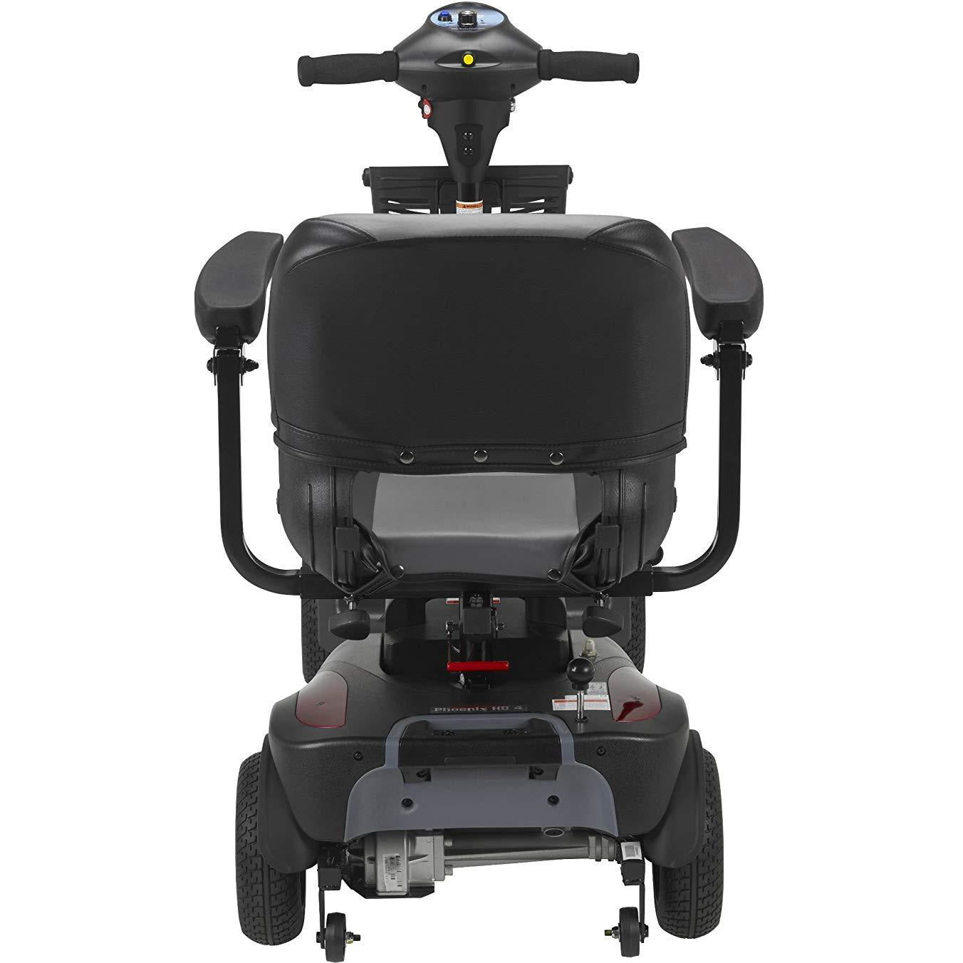 Drive Medical: Phoenix 4 Wheel Heavy Duty Scooter-Drive-Scooters 'N Chairs