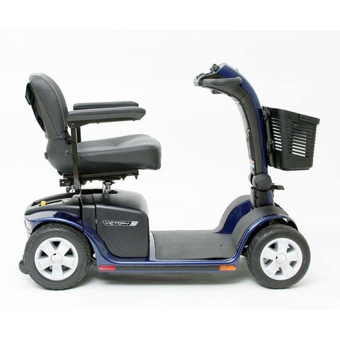 Pride Victory 10 4-Wheel Scooter mobility scooter - Mobility Scooters Store