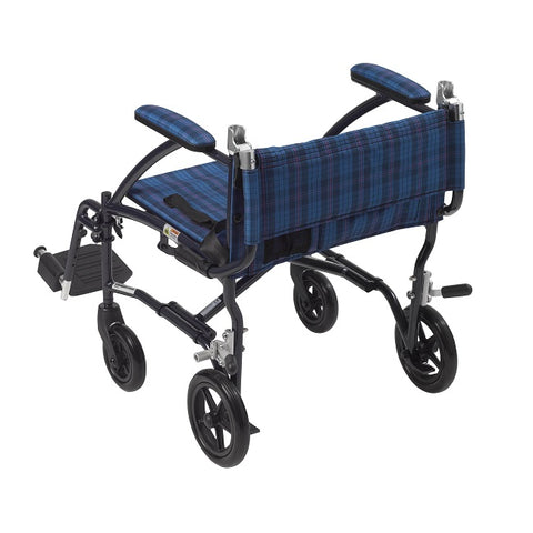 Drive Medical: Fly-Lite Aluminum Transport Chair