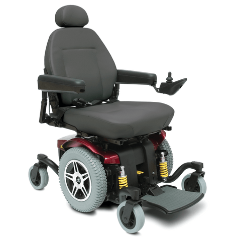 Pride Mobility: Jazzy 614HD Bariatric Power Chair-Pride Mobility-Scooters 'N Chairs