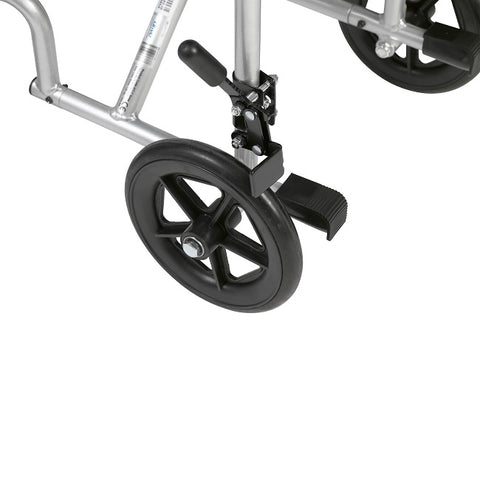 Drive Medical: Lightweight Expedition Aluminum Transport Chair