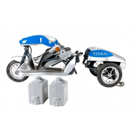 Tzora Titan 3 Scooter - Mobility Scooters Store