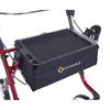 Image of Comodita: Avanti Walker Rollator - COM 800 Red tray