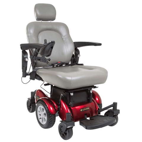 Golden: Compass Heavy Duty Powerchair Golden Technologies wheelchair - Scooters 'N Chairs