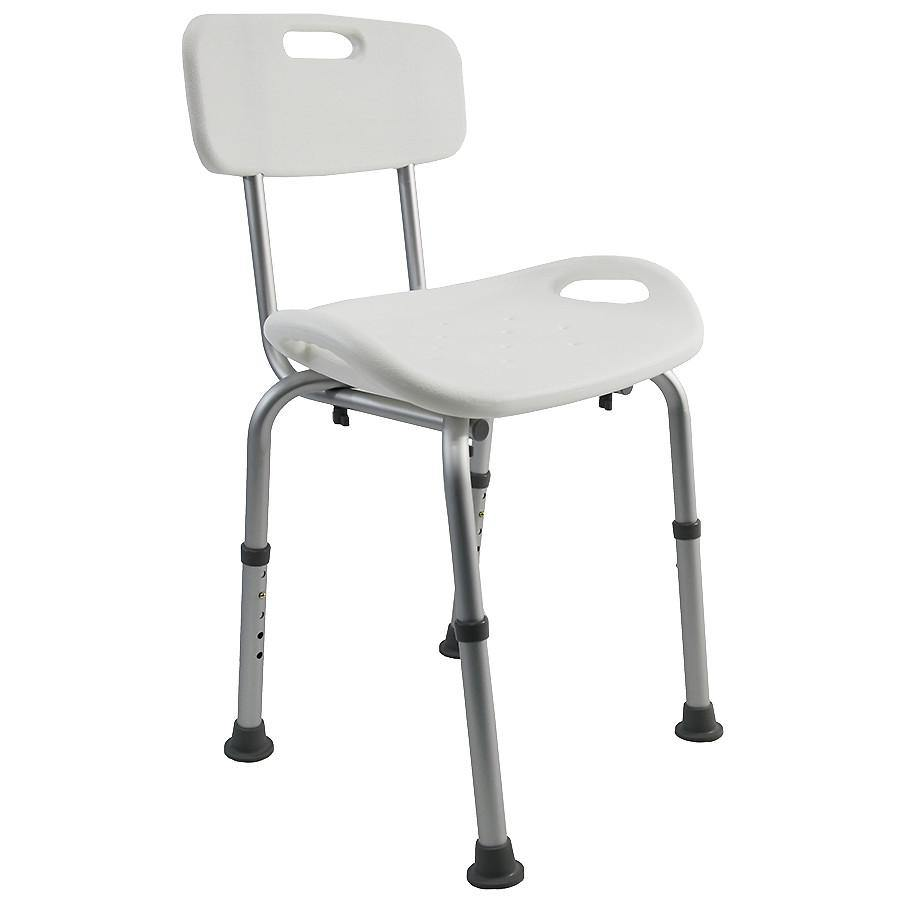 Karman Shower Chair with Back