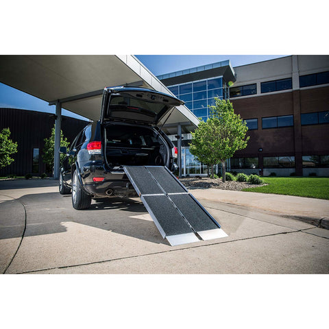 EZ-Access: Trifold Advantage Series Wheelchair Ramp
