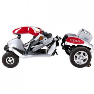 Tzora Titan4 Scooter - Mobility Scooters Store