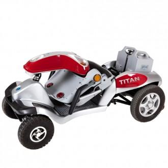 Tzora Titan4 Scooter mobility scooter - Mobility Scooters Store
