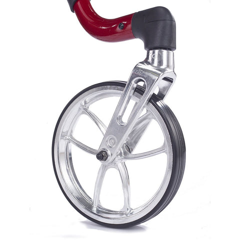 Comodita: Avanti Walker Rollator - COM 800 Red Wheel