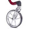 Image of Comodita: Avanti Walker Rollator - COM 800 Red Wheel