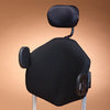 Image of Ride Designs: Java Decaf Back for wheelchairs - Back Seat View