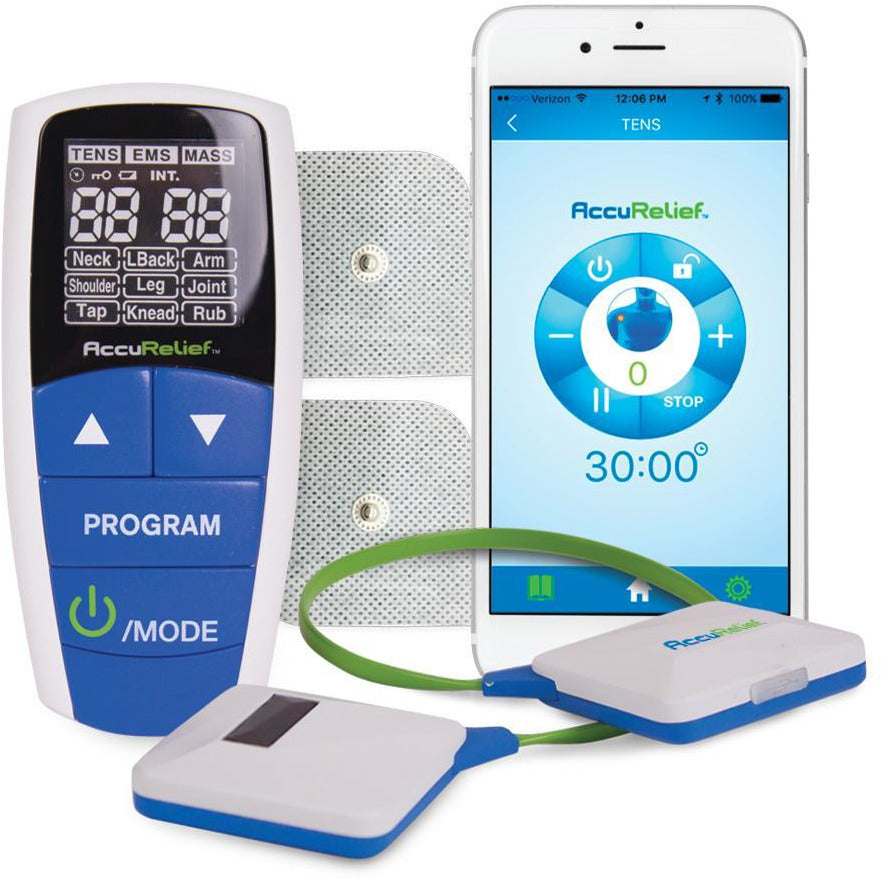 Compass Health: ACCURELIEF WIRELESS PAIN RELIEF DEVICE - ACRL-9100