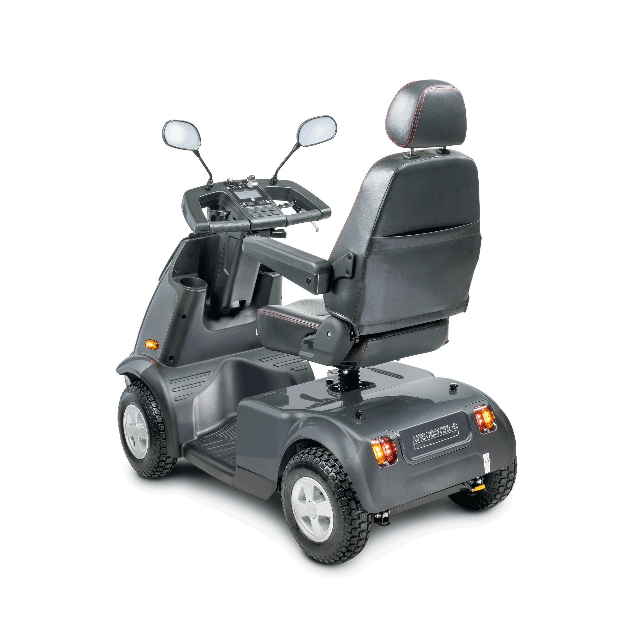 AfiScooter C4 Heavy Duty Mobility Scooter