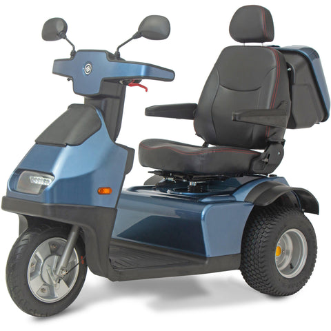 Afikim: Afiscooter S 3-Wheel Recreational Mobility Scooter - S3 Breeze