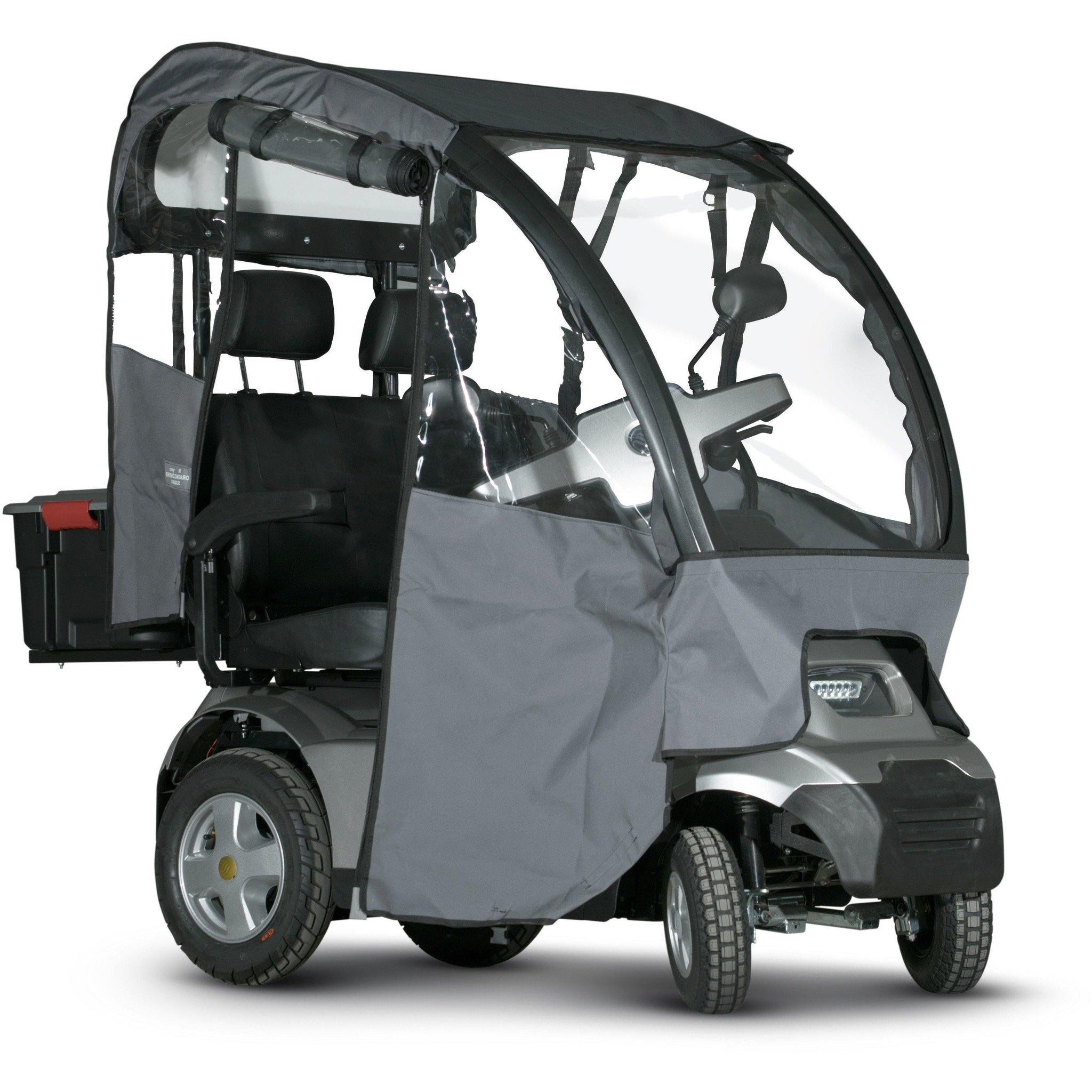 AfiScooter Dual Seat S4 Mobility Scooter