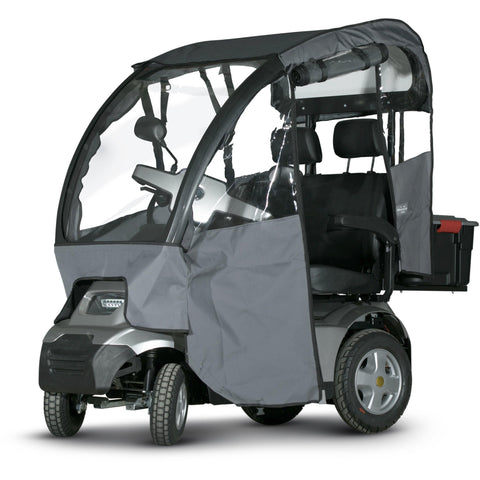 Afikim: Afiscooter S 4-Wheel Recreational Mobility Scooter - S4 Breeze
