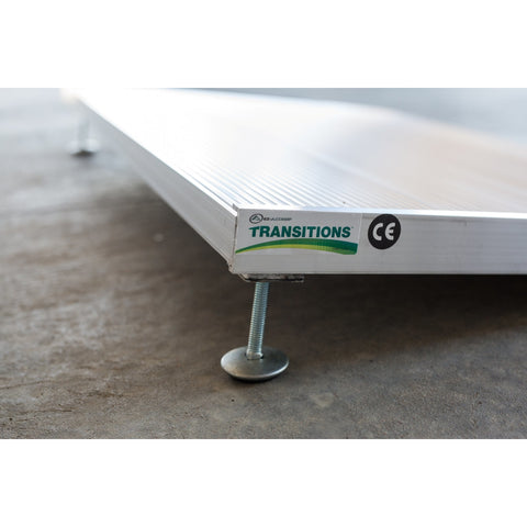Ez-Access: Adjustable Threshold Ramp