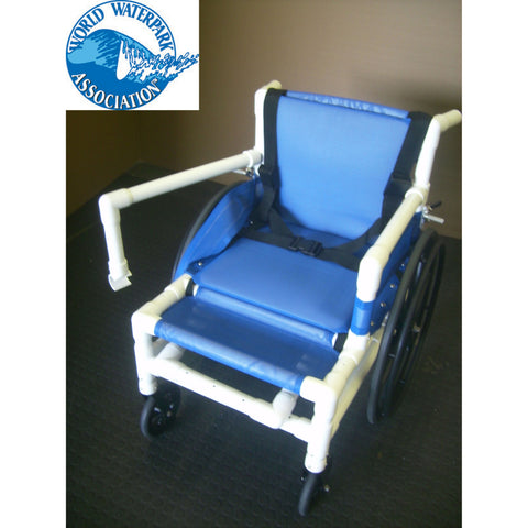 AquaTrek: Aquatrek2 Aquatic Wheelchairs - AQ-350 - Front View